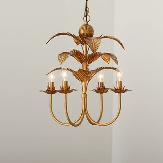 Pottery Barn Teen Palm Chandelier