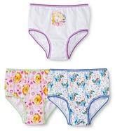 My Little Pony Toddler Girls' 3 Pack Briefs