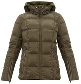 Bogner Sanne-d Down-filled Ski Jacket - Womens - Khaki