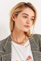 Urban Outfitters Accordion Statement Necklace