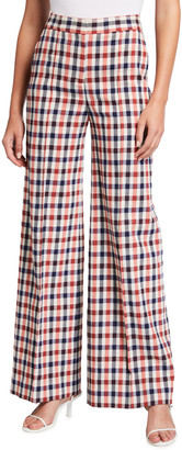 Victoria Victoria Beckham Pyjama Check Pants