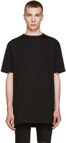 Marcelo Burlon County of Milan Black Cerry Bayo T-Shirt