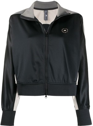 adidas by Stella McCartney Contrast Panel Track Jacket