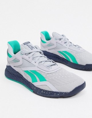 Reebok Training Nano trainers in green