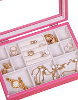 Mele Cassidy Wooden Jewelry Box