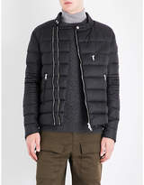 Moncler Aubin Quilted Shell Jacket