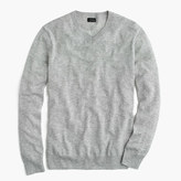 J.Crew Tall lightweight Italian cashmere V-neck sweater