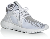 adidas Women's Tubular Defiant Primeknit Lace Up Sneakers