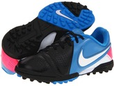 Nike Jr CTR360 Libretto III TF (Black/Photo Blue/Pink Flash/White) - Footwear