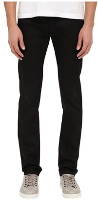 Naked & Famous Denim Super Guy Power-Stretch Denim Jeans (Black) Men's Jeans