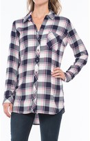 KUT from the Kloth Plaid Shirt - Long Sleeve (For Women)