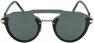 Christian Dior DiorFuturistic Pilot Sunglasses