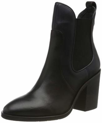 Tommy Hilfiger Women's Color Block Chelsea Ankle Boots
