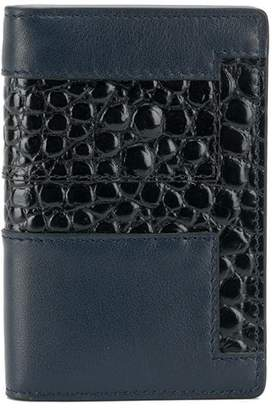 Tod's Tripla T card holder