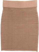 Torn By Ronny Kobo Bodycon Mini Skirt