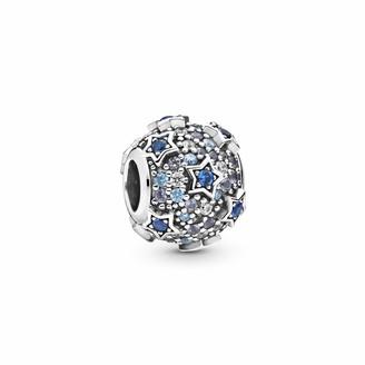 Pandora Women Silver Bead Charm 798467C01