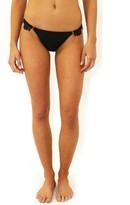 For Love & Lemons Swim Barcelona Bikini Bottom in Black