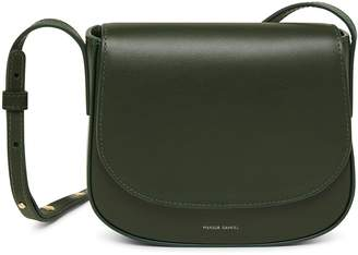Mansur Gavriel Calf Mini Crossbody - Moss