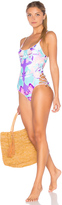 6 Shore Road Flower Girl's One Piece Swimsuit