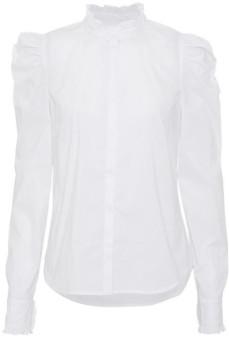 custommade White Hania Shirt - DK 36 (UK 10)