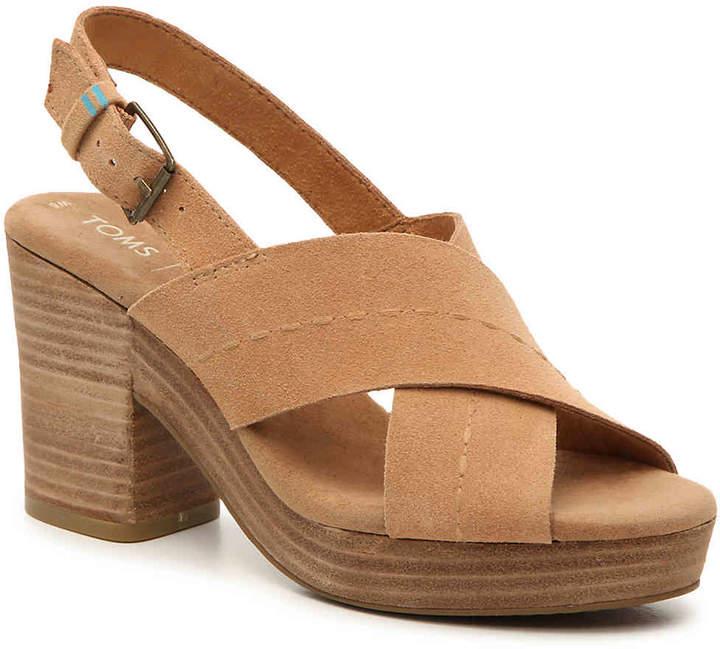 5015f0b3792 Ibiza Platform Sandal - Women's