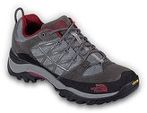 The North Face New Men's Storm Hiking Shoes Graphite Grey/Biking Red 11 Wide