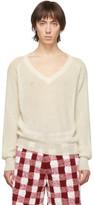 Off-White Judy Turner Laura Sweater