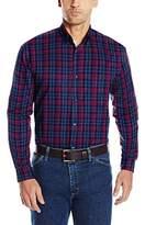 Wrangler Men's 20x Competition Advanced Comfort Long Sleeve One Pocket Shirt