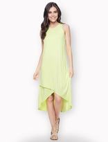 Splendid Rayon Jersey Layered Dress