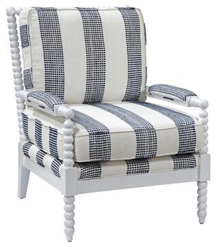 Imagine Home Audrey Upholstered Armchair