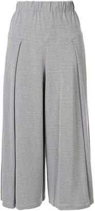 Issey Miyake Washi cropped trousers