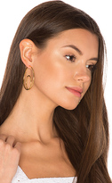 joolz by Martha Calvo Double Loop Earrings