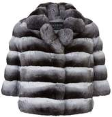 Harrods Dorothea Chinchilla Fur Jacket