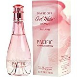 Davidoff Cool Water Sea Rose Pacific Summer By Edt Spray 3.4 Oz (limited Edition) - W