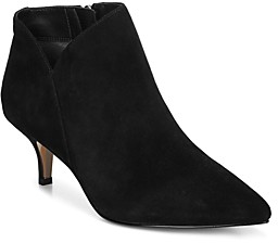 Sam Edelman Women's Kadison Kitten Heel Ankle Booties
