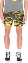 A Bathing Ape Camouflage Print Shell Shorts