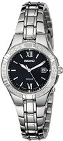 Seiko Women's SUT067 Dress-Solar Classic Watch