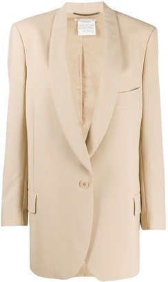 Stella McCartney Allison single-breasted blazer
