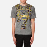 Kenzo Special Knitted Tshirt - Anthracite