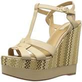 Lauren Ralph Lauren Women's Maeva Wedge Sandal