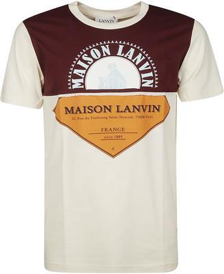 Lanvin Maison T-shirt