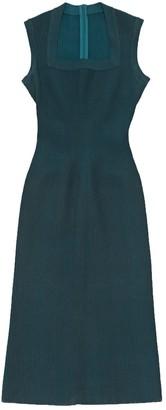 Alaia \N Green Silk Dresses