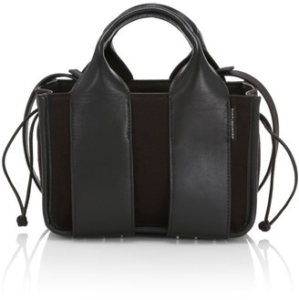 Alexander Wang Small Rocco Canvas Satchel