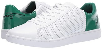 Lacoste Carnaby Evo 319 3 U (White/Green) Men's Shoes