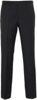 Boss Shark8 Black Tapered Fit Trousers