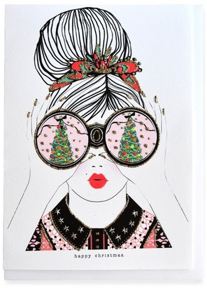 Verrier Happy Christmas Card