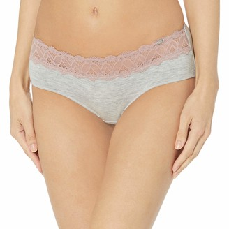 Pretty Polly Women's Casual Comfortable Hipster Boyshort Panties