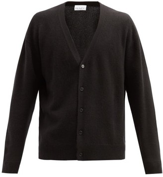 Raey Loose-fit Cashmere Cardigan - Black