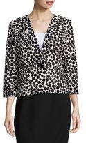 Nipon Boutique Plus olka Dot Jacket