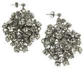 sweet deluxe 00207 Josefine Brass Stud Earrings